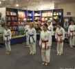 Karate-Kids im Osiander 2011