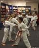 Karate-Kids im Osiander 2011_4